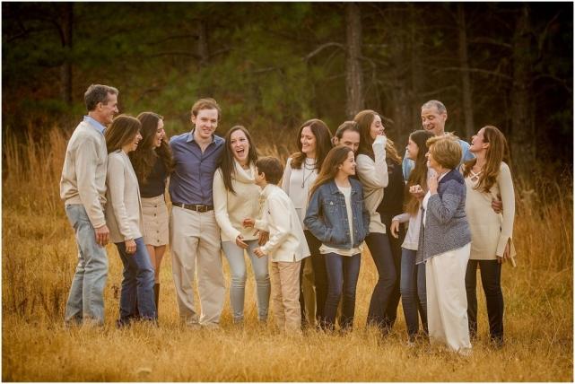 atlanta, georgia outdoor family session